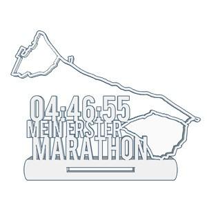 Mein erster Marathon mit Strecke