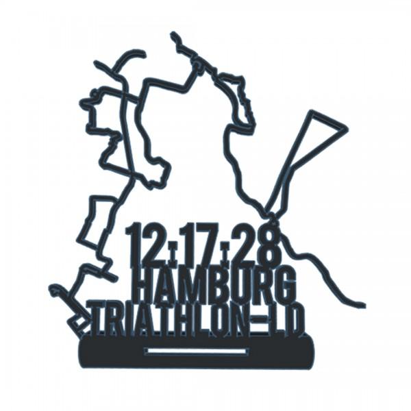 Hamburg Triathlon Langdistanz Medaillenhalter